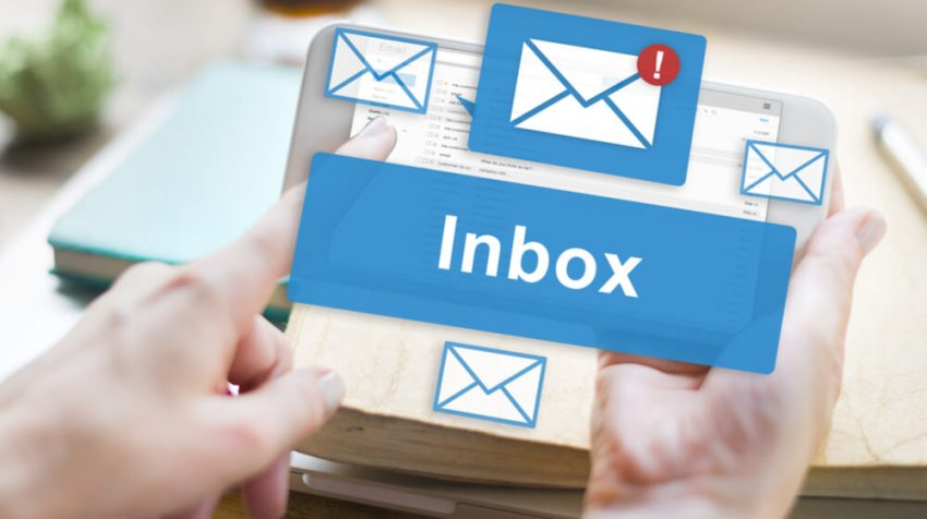 Travels with Email