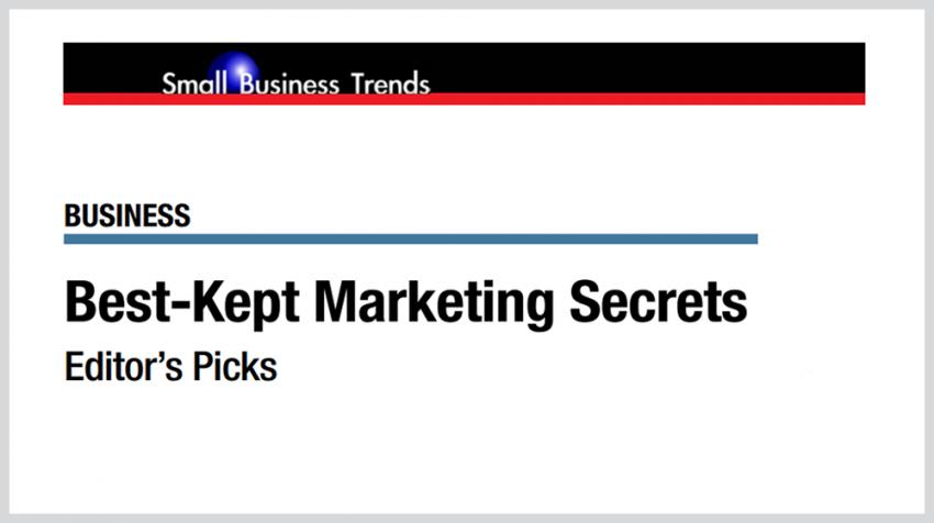 100 Marketing Secrets – Download Your Copy