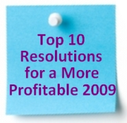 new year's resolutions for profitable small business