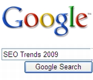 search engine marketing  and SEO trends 2009