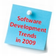 Software development trends in 2009