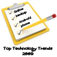 Technology trends for small business 2009