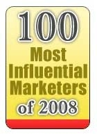 Top 100 Influential Online Marketers List