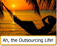 The Outsourcing Life - a top 10 trend among small businesses