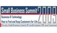 Small Business Summit 2009