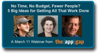 Webinar on small business productivity