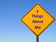 7 things About Me