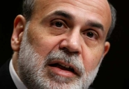 Fed Chair Ben Bernanke