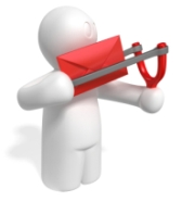 mail direct to customers