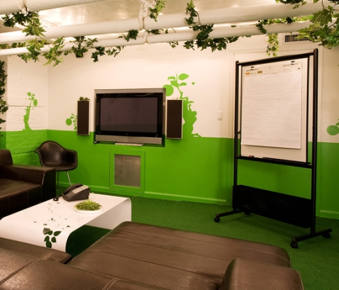 Meet at the Apartment - a entrepreneurial take on business meeting space