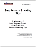 Personal Branding Tips eBook