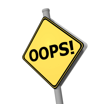 Are You Committing These 4 Common Site Errors?