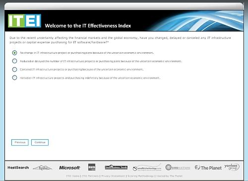 IT Effectiveness Index