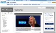 OPEN Forum by American Express Has New Look, New Home