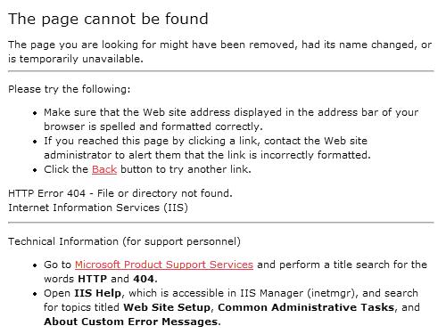 Why Do You Need a Custom 404?