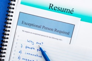 Exceptional Person Required