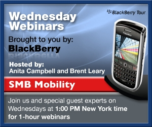 Wednesday Webinars by BlackBerry