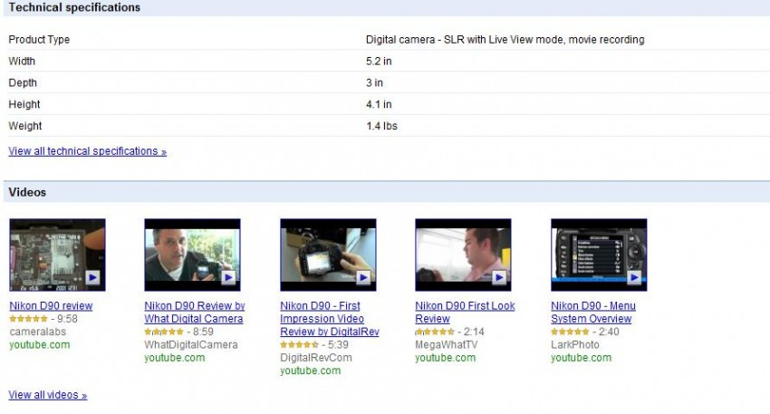 Adding Video To Your Google Product Feed