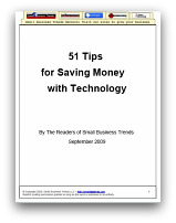 51 money saving technology tips