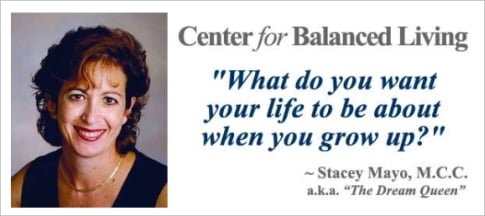 Stacey Mayo, Center for Balanced Living