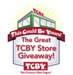 TCBY Franchise Store Giveaway
