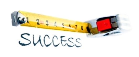 Take sales action and measure success