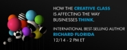 "Have a Question About the ""Creative Class"" for Richard Florida?"