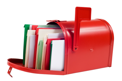 holiday email newsletters