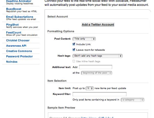 Google Helps you 'Socialize' Blog Content