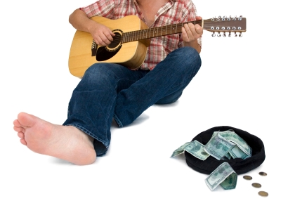 Musician Makes over $18k in 5 Days with Social Media