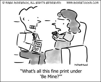 Always Read The Fine Print