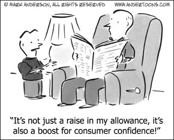 A Boost To Consumer Confidence