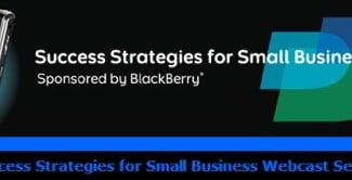 BlackBerry Small Business Success Strategies