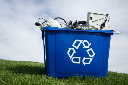 How to Donate or Recycle Old Office Equipment