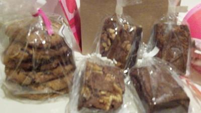 Wow! Cookies! Delightful
