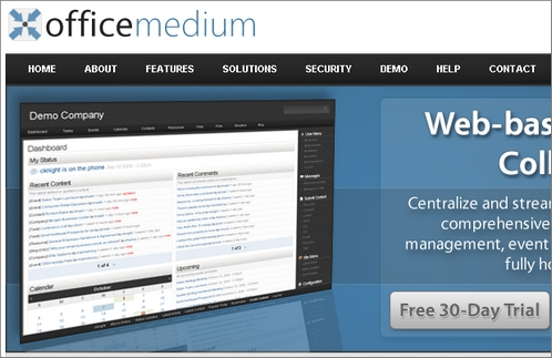 Small Business Collaboration Software: Office Medium