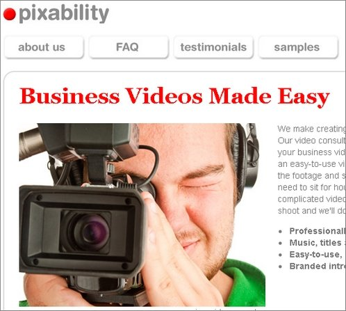 Pixability: You Have the Vision, We Have the Camera