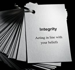small business integrity