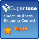 Sugartone blogging contest
