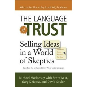 """The Language of Trust"" Teaches Communications Lessons in a Skeptical World"