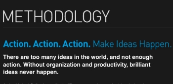 Review of The Action Method iPhone App