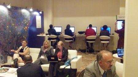 Google Cyber Cafe