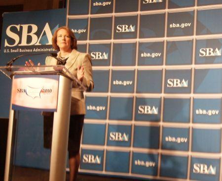 Karen Mills, Administrator of SBA