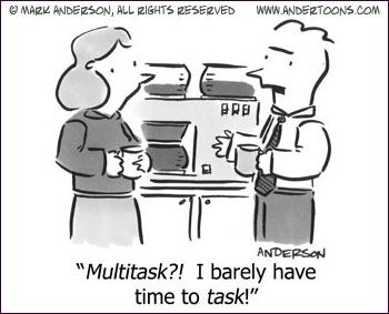 Tasks and Multitasking
