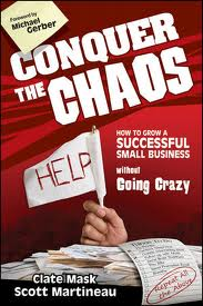 """""""Conquer the Chaos"""" Gives Entrepreneurs Inspiration and Insight"""
