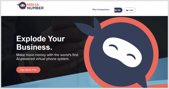 Ninja Number small business phone services provider