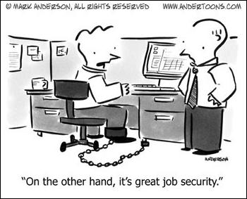 Great Job Security