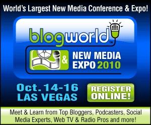 Blogworld 2010