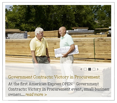 Confused by Government Contracting?