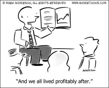 Live Profitably Ever After